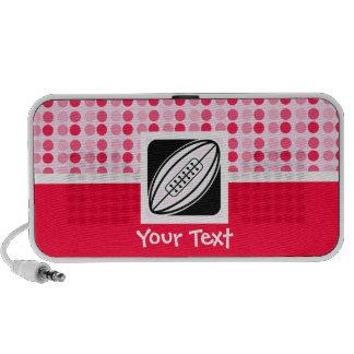 Niedliches Rugby Tragbare Speaker