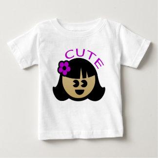 Niedliches Säuglings-T-Shirt Baby T-shirt