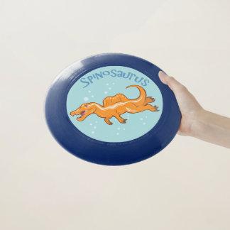 Niedliches Spinosaurus Wham-O Frisbee