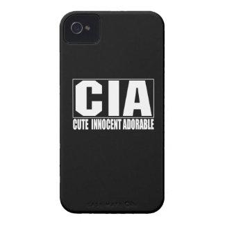 Niedliches unschuldiges entzückendes iPhone 4 Case-Mate hülle