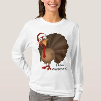 Niedliches vegetarisches Shirt der Türkei - Teens