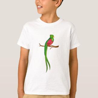 Niedliches Vogel Quetzal T-Shirt