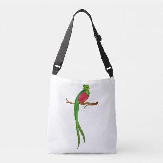 Niedliches Vogel Quetzal Tragetaschen Mit Langen Trägern
