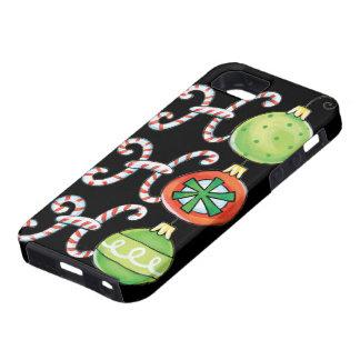 Niedliches Weihnachten Ho Ho Ho, iPhone 5 Schutzhülle