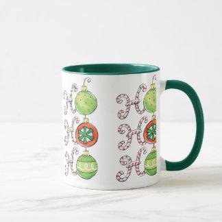 Niedliches Weihnachten Ho Ho Ho, Tasse