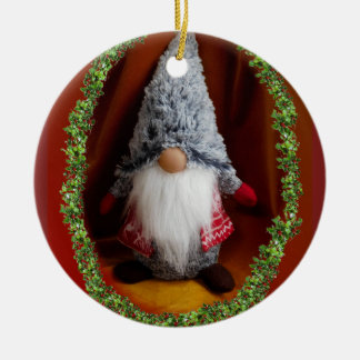 Niedliches Weihnachten Keramik Ornament