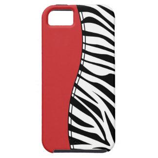 Niedliches Zebra iPhone 5 Hüllen
