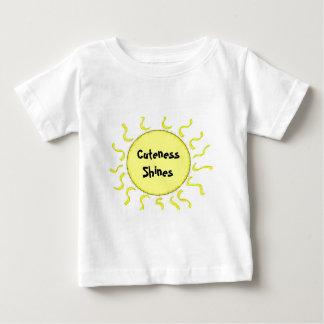 Niedlichkeits-Glanz Shirt