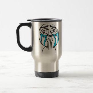 Niedlichkeits-Überlastungs-niedliches Raserei-Gesi Kaffee Tassen