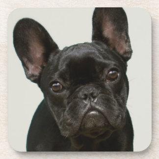 Niedlichster französische Bulldoggen-Welpe Untersetzer
