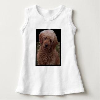 Niedlichster Hund in der Welt Kleid