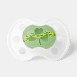 Niedlichster irischer Baby-Schnuller Schnuller