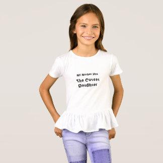 Niedlichster T - Shirt der Mädchen