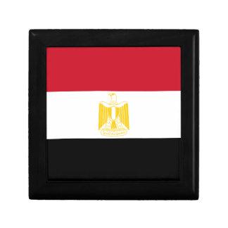 Niedrige Kosten! Ägypten-Flagge Erinnerungskiste