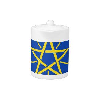 Niedrige Kosten! Äthiopien-Flagge