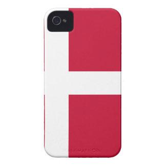 Niedrige Kosten! Dänemark-Flagge Case-Mate iPhone 4 Hülle