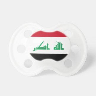 Niedrige Kosten! Der Irak-Flagge Schnuller