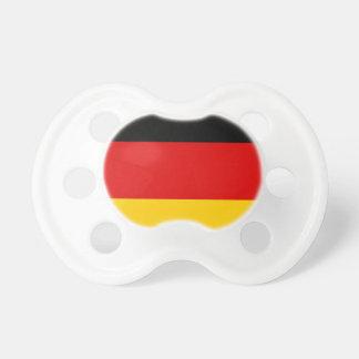 Niedrige Kosten! Deutsche Flagge Schnuller