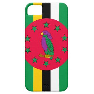 Niedrige Kosten! Dominica-Flagge Etui Fürs iPhone 5