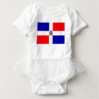 Niedrige Kosten! Dominikanische Republik Baby Strampler