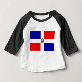 Niedrige Kosten! Dominikanische Republik Baby T-shirt
