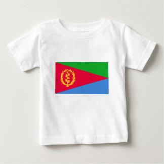 Niedrige Kosten! Eritrea-Flagge Baby T-shirt
