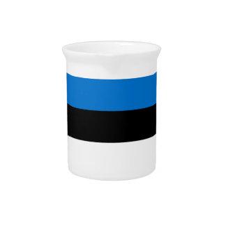 Niedrige Kosten! Estland-Flagge Krug