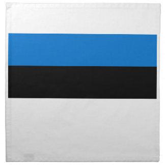 Niedrige Kosten! Estland-Flagge Serviette
