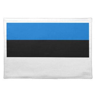 Niedrige Kosten! Estland-Flagge Stofftischset
