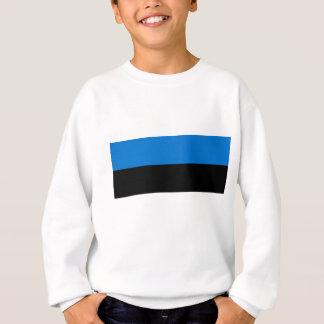 Niedrige Kosten! Estland-Flagge Sweatshirt