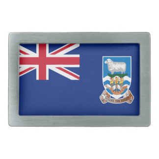Niedrige Kosten! Falklandinseln-Flagge Rechteckige Gürtelschnallen