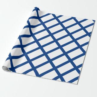 Niedrige Kosten! Finnland-Flagge Geschenkpapier