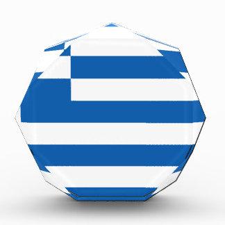 Niedrige Kosten! Griechenland-Flagge Auszeichnung