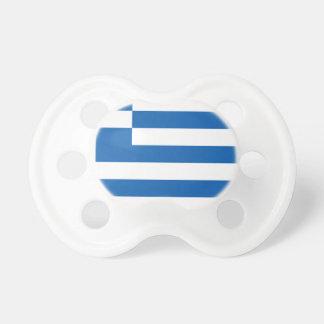 Niedrige Kosten! Griechenland-Flagge Schnuller