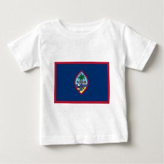 Niedrige Kosten! Guam-Flagge Baby T-shirt