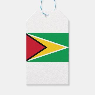Niedrige Kosten! Guyana-Flagge Geschenkanhänger