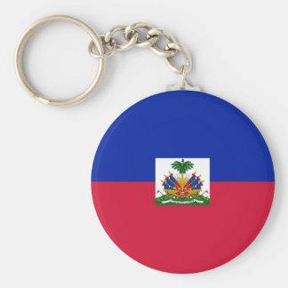Niedrige Kosten! Haiti-Flagge Schlüsselanhänger