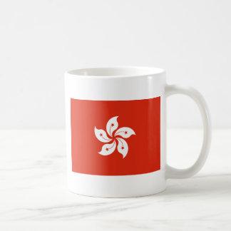 Niedrige Kosten! Hong Kong-Flagge Kaffeetasse