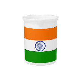 Niedrige Kosten! Indien-Flagge Getränke Pitcher