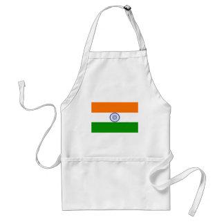 Niedrige Kosten! Indien-Flagge Schürze