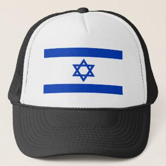 Niedrige Kosten! Israel-Flagge Truckerkappe