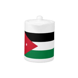 Niedrige Kosten! Jordanien-Flagge