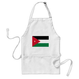 Niedrige Kosten! Jordanien-Flagge Schürze
