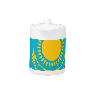 Niedrige Kosten! Kasachstan-Flagge