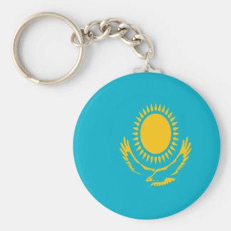 Niedrige Kosten! Kasachstan-Flagge Schlüsselanhänger