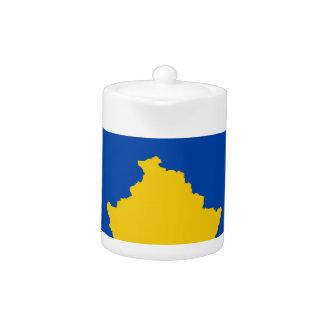 Niedrige Kosten! Kosovo-Flagge