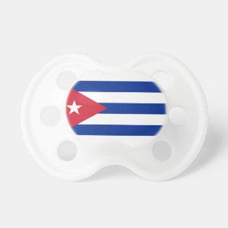 Niedrige Kosten! Kuba-Flagge Schnuller