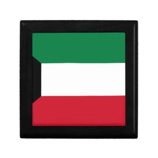 Niedrige Kosten! Kuwait-Flagge Schmuckschachtel