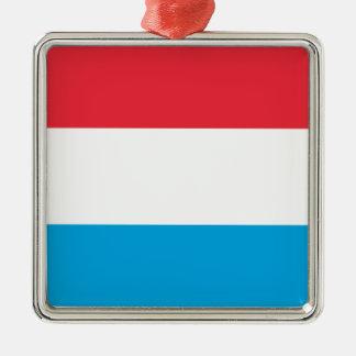 Niedrige Kosten! Luxemburg kennzeichnen Silbernes Ornament