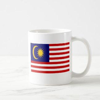 Niedrige Kosten! Malaysia-Flagge Kaffeetasse